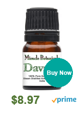 what is davana essential oil