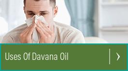 benefits of davana essential oil