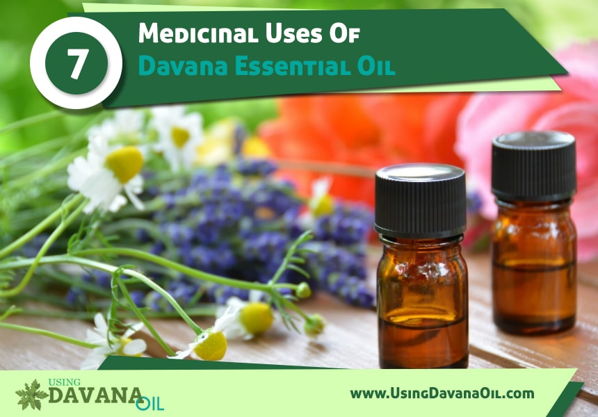 davana essential oil benefits