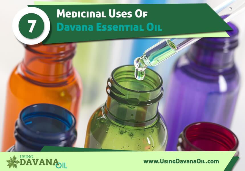 how to use davana oil