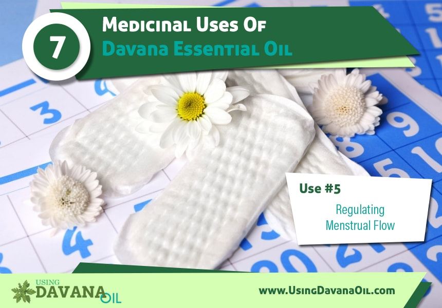 health benefits of davana essential oil