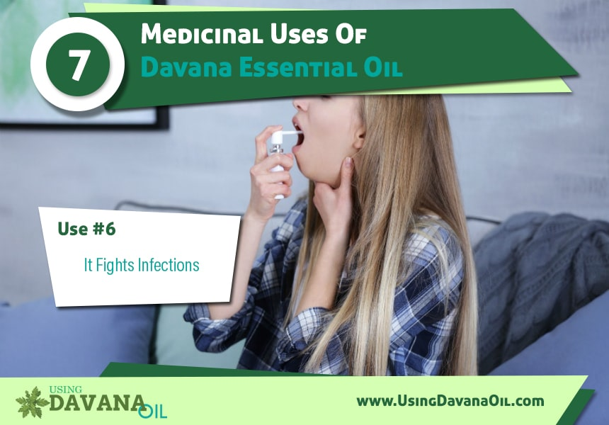 how to use davana essential oil