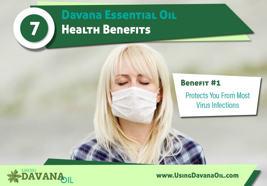 what is davana essential oil used for