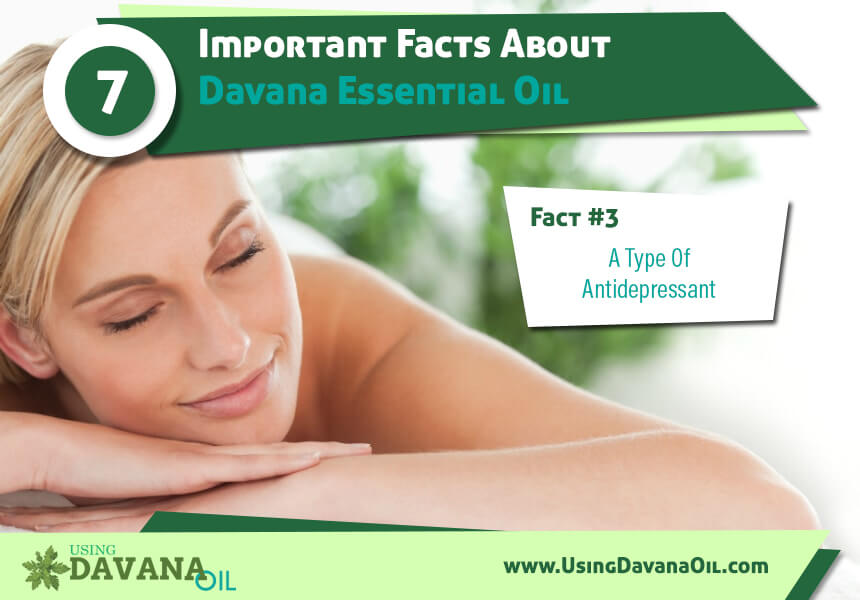 uses for davana essential oil