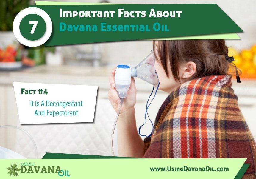 uses for davana essential oil